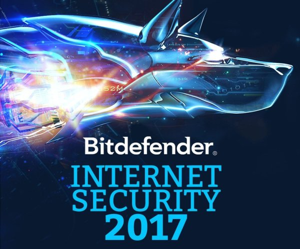 Bitdefender Internet Security 2017 (1 PC)