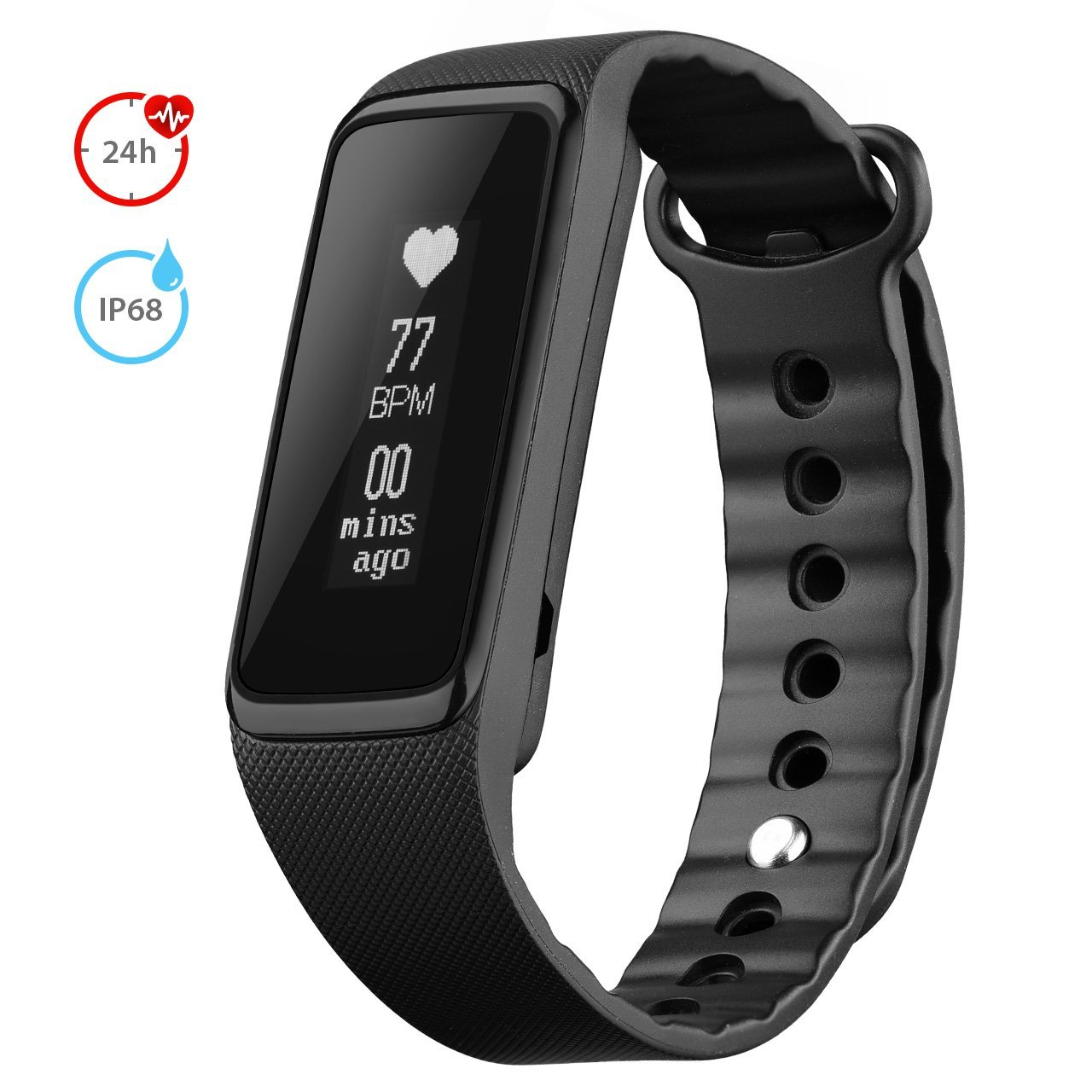 OMorc Bluetooth Fitnesstracker WeLoop Now 2 im Test