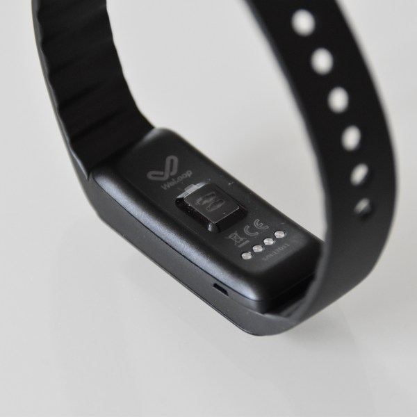 Herzfrequenzmesser - OMorc Bluetooth Fitnesstracker WeLoop Now 2