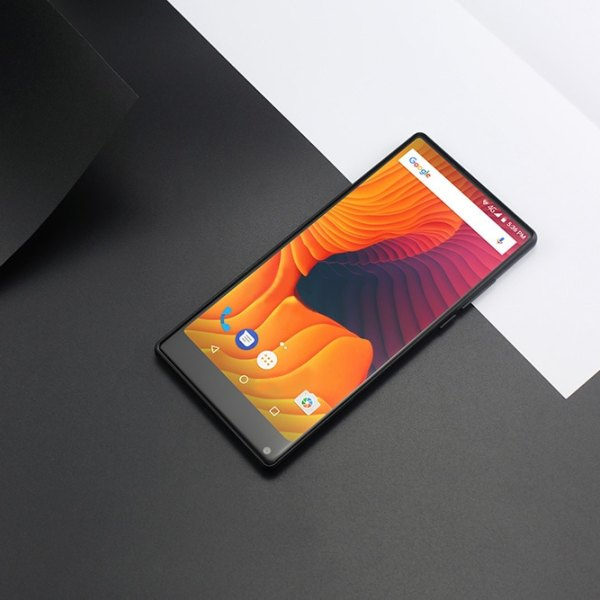2K Display - Vernee Mix 2 4G Phablet