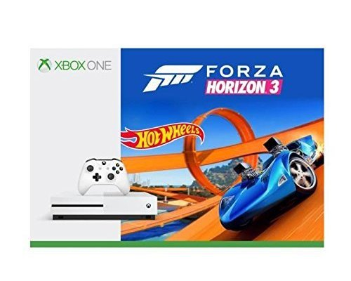 Microsoft Xbox One S 500 GB Forza Horizon 3 Bundle