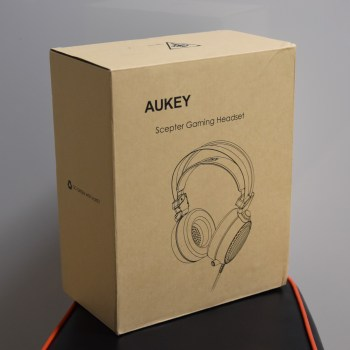 Verpackung I - Aukey GH-S4 Gaming Headset