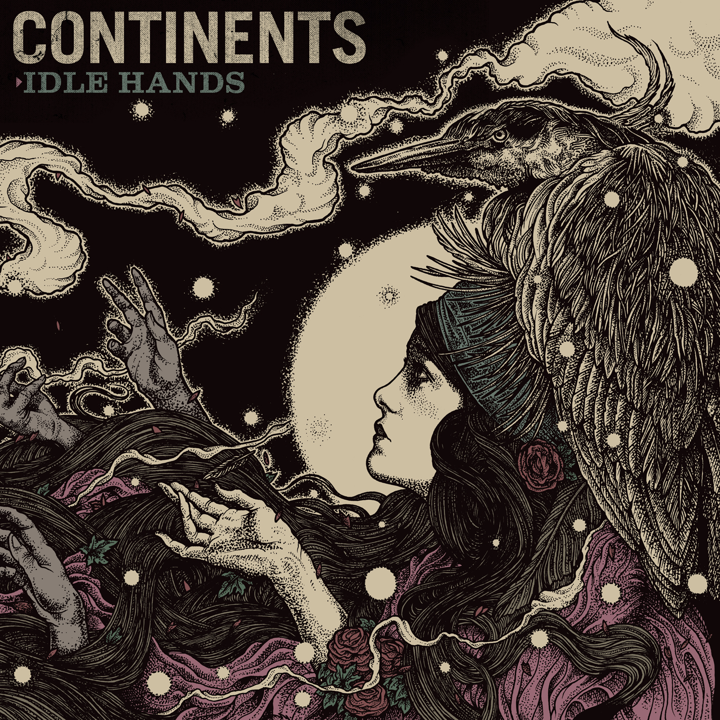 Image result for continents idle hands