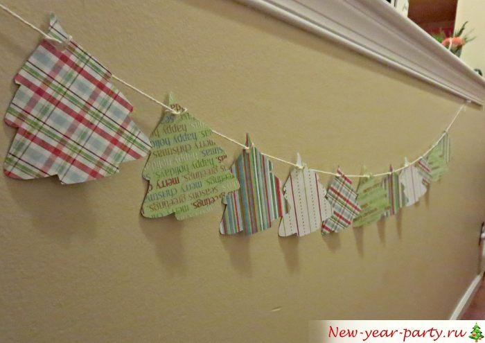 Suspension festive