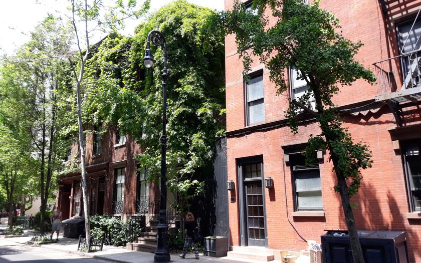 Greenwich Village in New York (Bild: Jürgen Kroder)