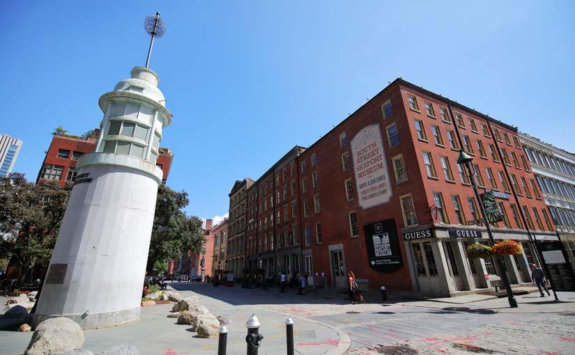 Titanic Memorial Lighthouse in New York (Bild: Shutterstock)