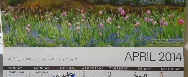 April cropped