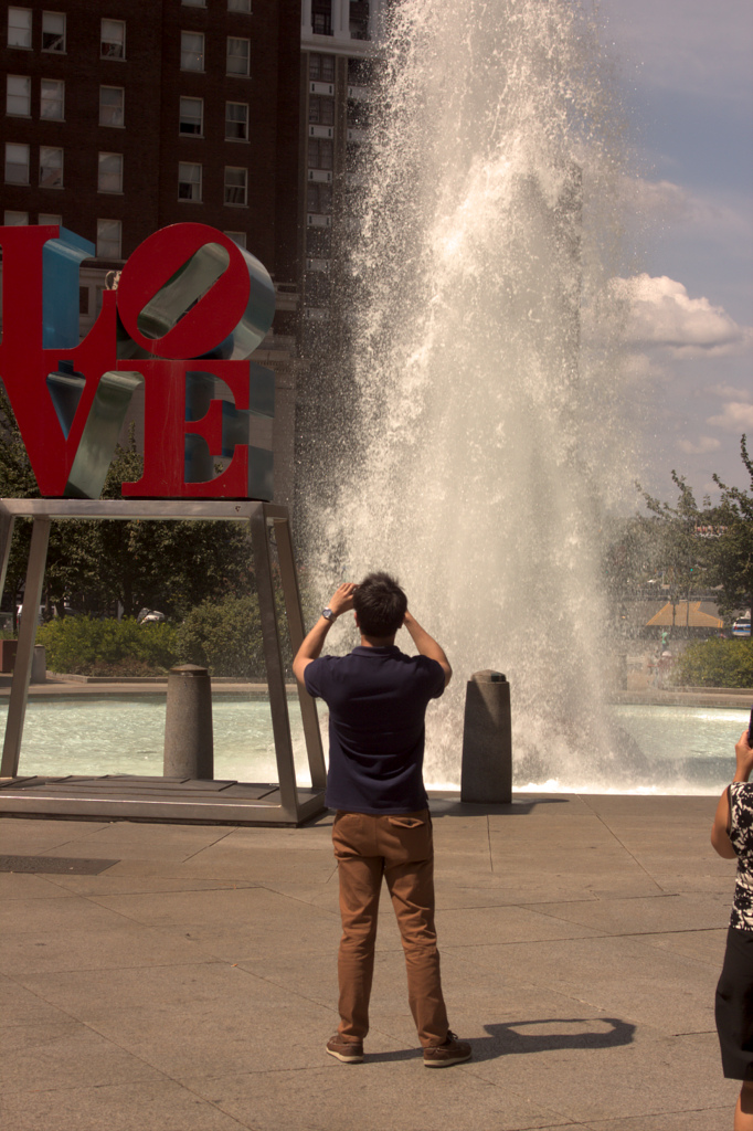 Love in the Afternoon, Tuesday, August 27, 2013