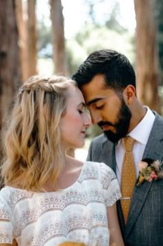 Fiona + Sachin Berkeley Wedding