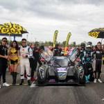 Aylezo Ecotint Racing LMP3 Ginetta Zen Low