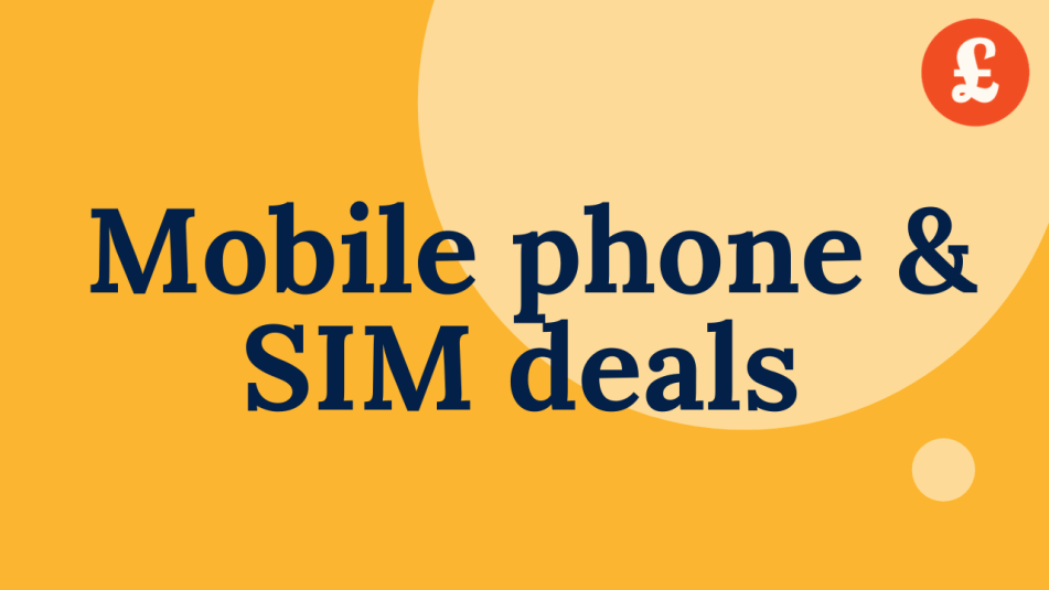 Phone and SIM deals