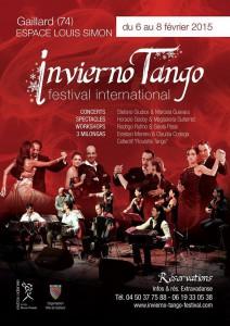 Invierno Tango Edition 2015