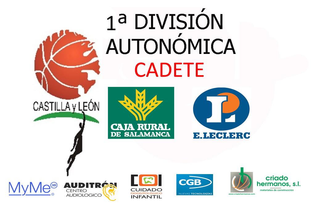Crónica 1º División Autonómica Cadete CBT Caja Rural ELecler Vs Maristas Burgos