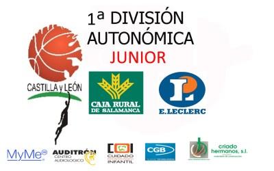 Crónica 1º División Junior Eleccler Caja Rural Vs CBC Valladolid