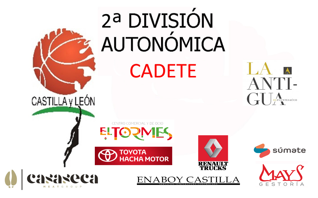 Crónica 2º División Autonómica Cadete CBT La Antigua VS CBVC Zamora