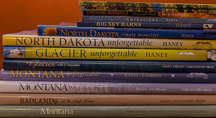 Chuck Haney Books