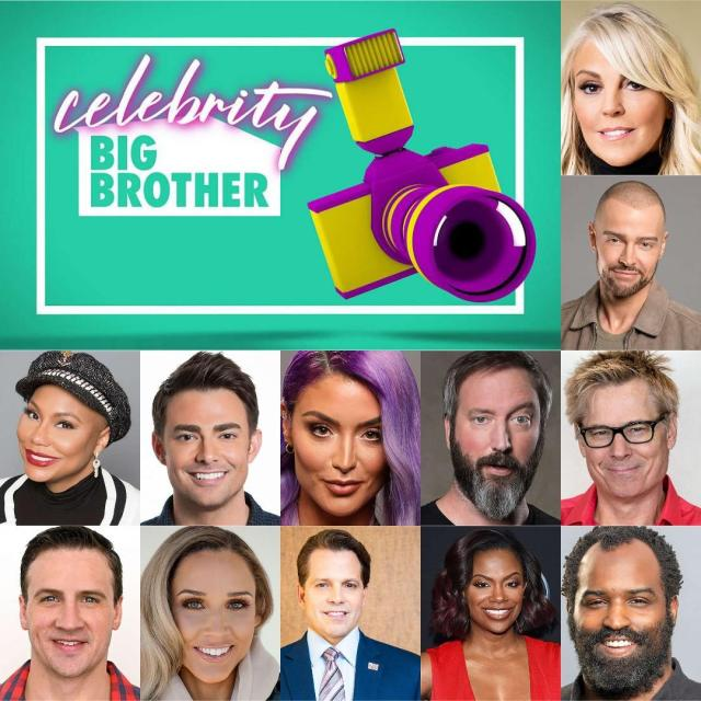 """The Official """"Celebrity Big Brother"""" Cast Has Been Revealed"""