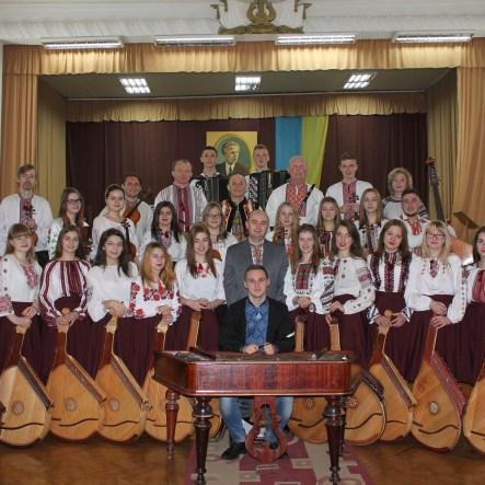 Орестр українських народних інструментів
