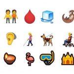 Novi videz emoji 2019