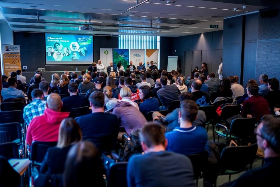 Forum 100 % Startup PLUS+ 2019 - Omizje