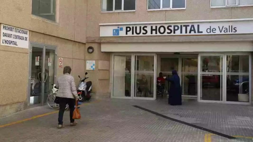 S'agreuja el brot de Covid al Pius Hospital de Valls i el personal denuncia la situació a Inspecció de Treball