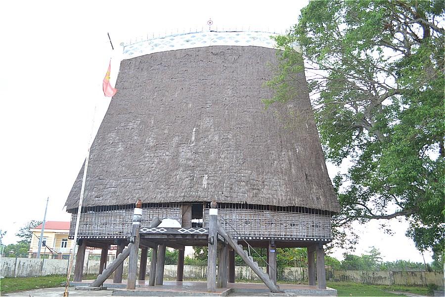 バナール族の集会所