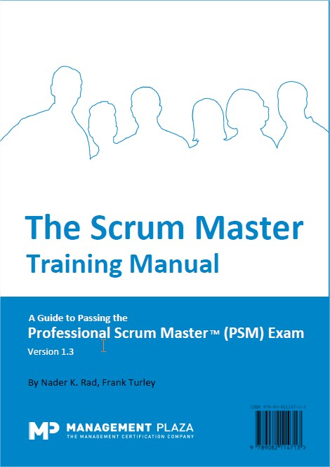 FREE Scrum Master Trainning Manual for Passing PSM Exam