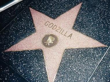 Godzilla Star Hollywood Walk of Fame