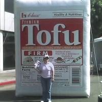 Tofuzilla: 10th Annual L.A. Tofu Festival in Little Tokyo