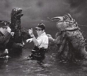 Godzilla vs Sea Monster Arikawa