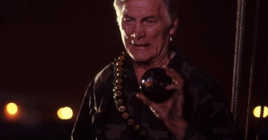 Jack Palance Interview