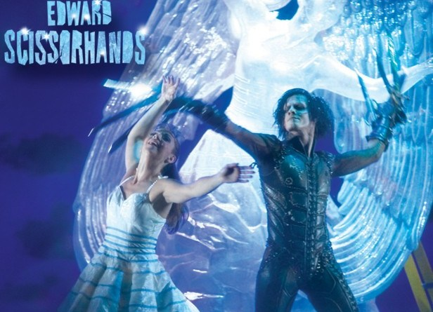 Edward Scissorhands 2006 Bourne Ballet