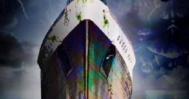 Queen Mary Shipwreck