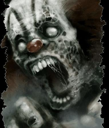 Terry Haunt 2009 Clownz