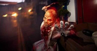 Halloween Horror Nights Freak Scare Zone