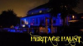 Heritage Haunted House