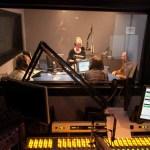 Steve Biodrowski (obscured), Cindy Dole, Julie Rozel, Stacy Rozel