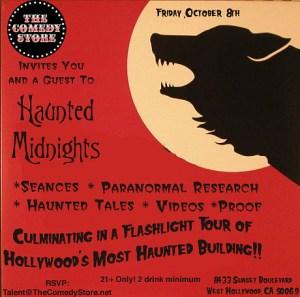 Haunted Midnights