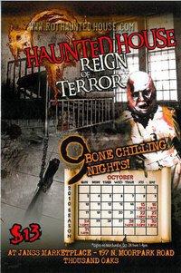 Reign of Terror ad