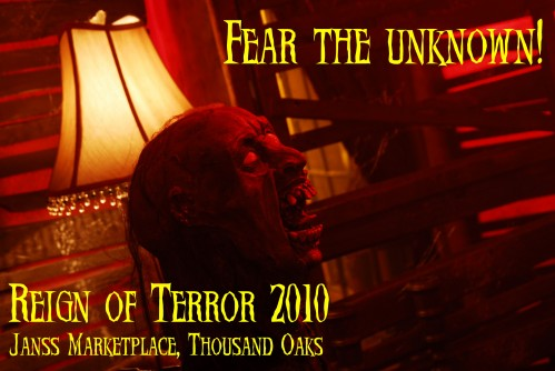 Reign of Terror 2010 Review