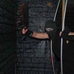 Revenge of the Ninja 2010: behind bars