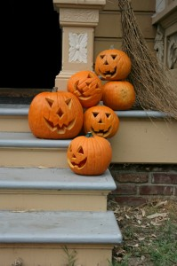heritage square museum halloween pumpkins