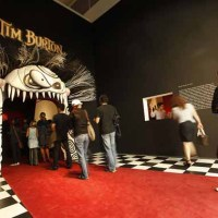Tim Burton Exhibition, Closing Weekend