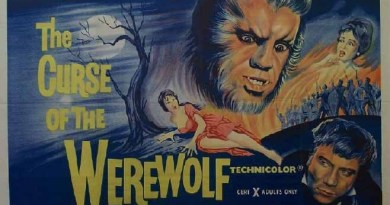 Curse of the Werewolf Review