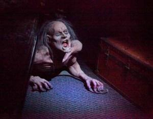 Reign of Terror monster under bed