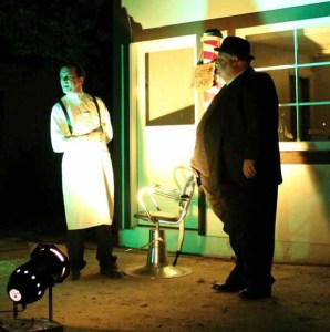 Ghost Tour at Stratheearn Park 2010
