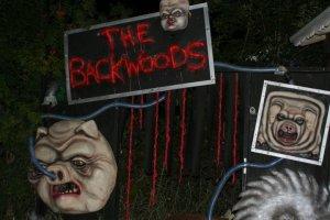 backwoods maze
