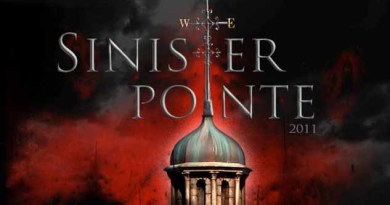 Sinister Pointe 2011 poster horizontal