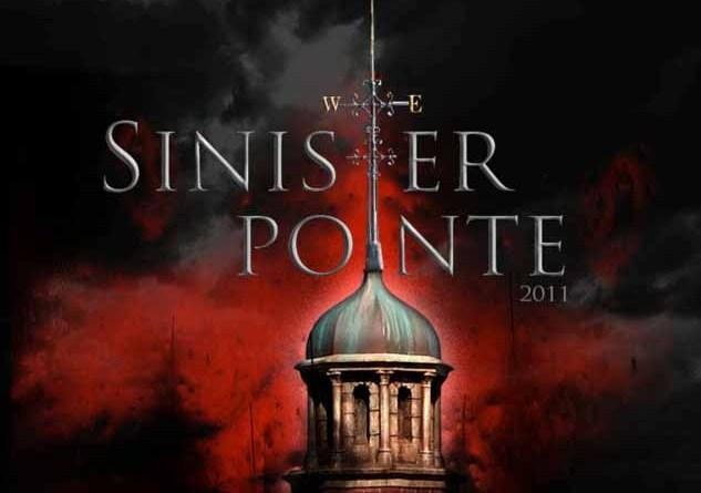 Sinister Pointe 2011 poster horizontal
