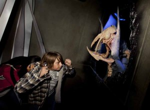 The Thing at Halloween Horror Nights